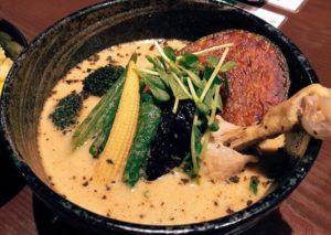 札幌湯咖哩
